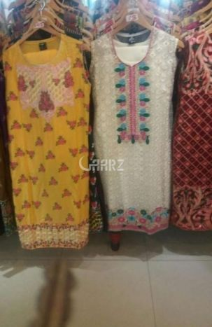 195 Square Feet Commercial Shop for Sale in Lahore Ghalib Road
