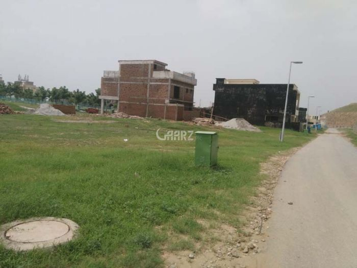 23 Marla Residential Land for Sale in Lahore New Muslim Town