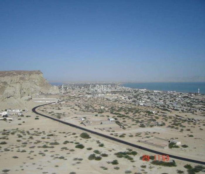 288 Kanal Residential Land for Sale in Gwadar Shumali