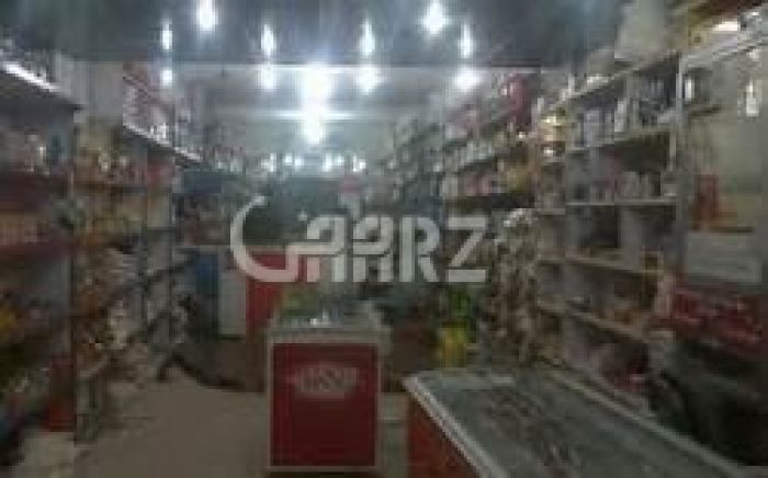 385 Square Feet Commercial Shop for Sale in Karachi DHA Phase-2