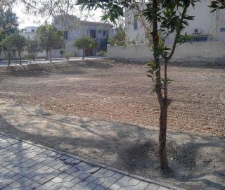 4 Marla Commercial Land for Sale in Rawalpindi Bahria Town Phase-8