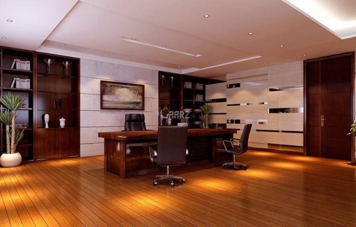 418 Square Feet Commercial Office for Sale in Islamabad I-8 Markaz