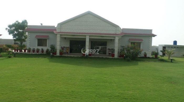 47 Kanal Farm House for Sale in Islamabad Chak Shahzad