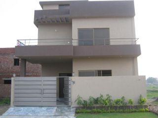 5 Marla House for Sale in Lahore Khayaban-e-amin