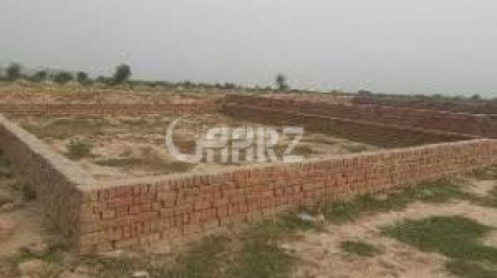 5 Marla Plot File  for Sale in Lahore Ferozepur City