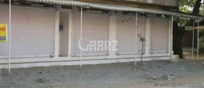 563 Square Feet Commercial Shop for Sale in Karachi DHA Phase-5