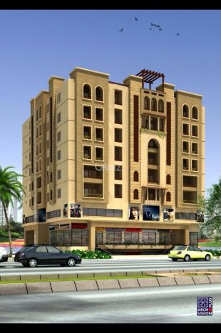 660 Square Feet Apartment for Sale in Rawalpindi Bahria Town