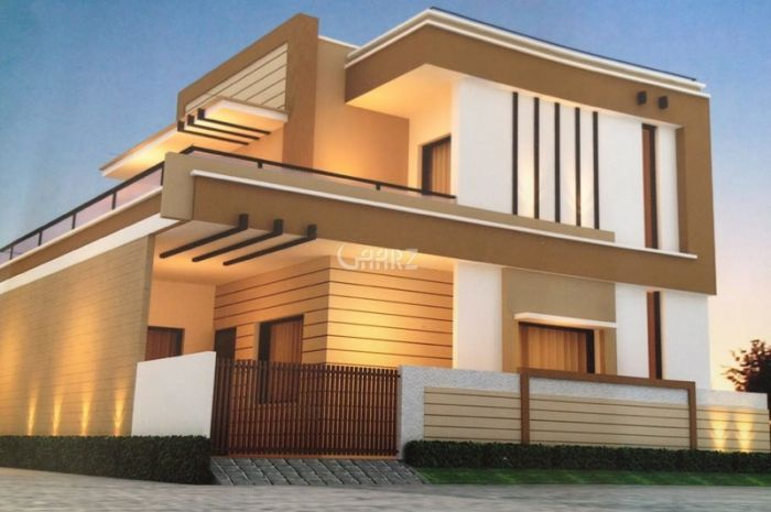 72 Marla House for Sale in Islamabad F-8