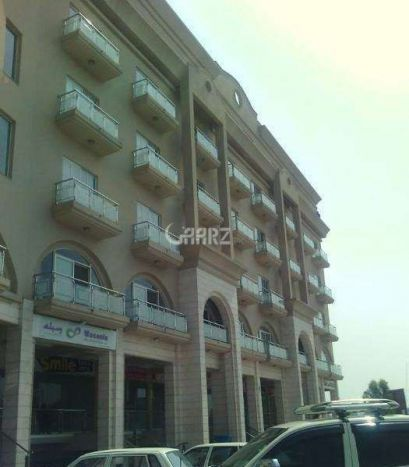 750 Square Feet Apartment for Rent in Rawalpindi Qj Heights
