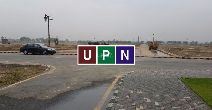 10 Marla Plot for Sale in Lahore Lake City Sector M-3 Extension