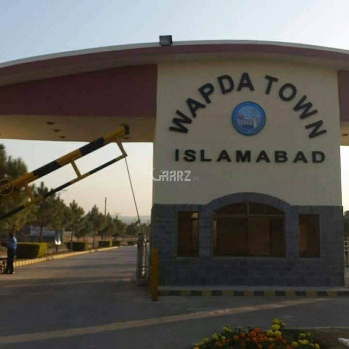 10 Marla Plot for Sale in Islamabad Wapda Town