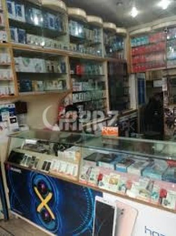 288 Square Feet Commercial Shop for Sale in Islamabad G-15