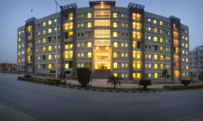 12000 Square Feet Commercial Building for Sale in Karachi DHA Defence