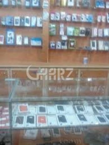 288 Square Feet Commercial Shop for Rent in Islamabad G-15