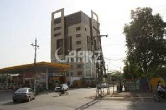 13000 Square Feet Plaza for Rent in Lahore Main Molana Shoukat Road