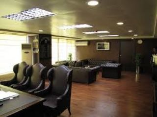 1650 Square Feet Commercial Office for Rent in Karachi Nishat Commercial Area