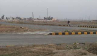 20 Marla Residential Land for Sale in Karachi DHA Phase-8 Zone E
