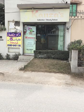 300 Square Feet Commercial Shop for Rent in Gujranwala Satellite Town