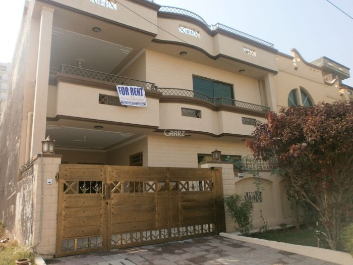 41 Marla House for Sale in Islamabad F-10/4
