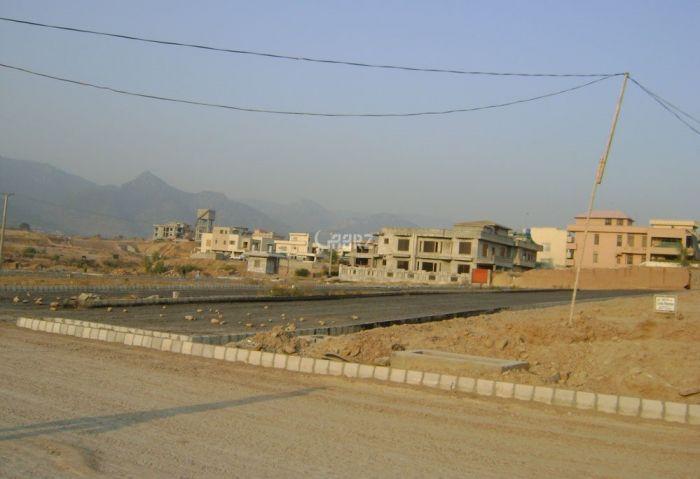 45 Marla Residential Land for Sale in Rawalpindi Bahria Garden City Zone-4