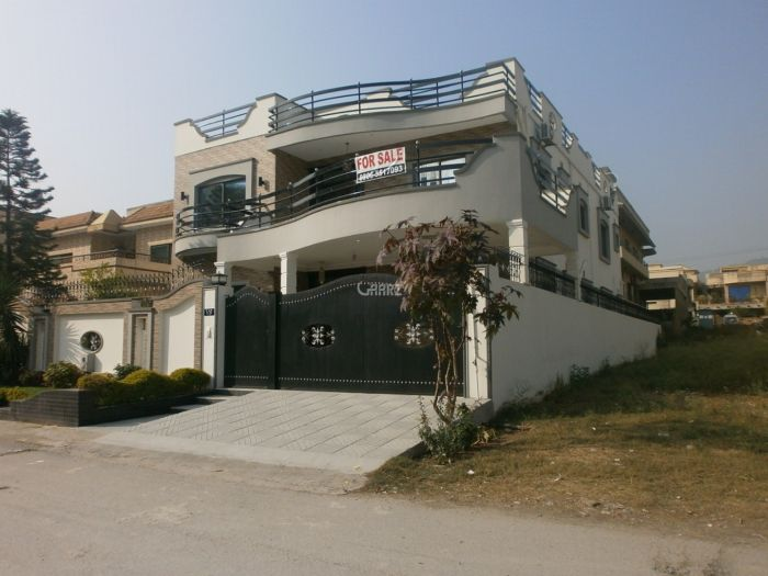 5 Marla House for Sale in Islamabad Ghauri Town Phase-4