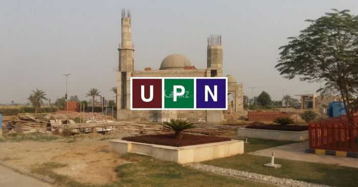 5 Marla Plot File for Sale in Lahore Zaitoon New Lahore City