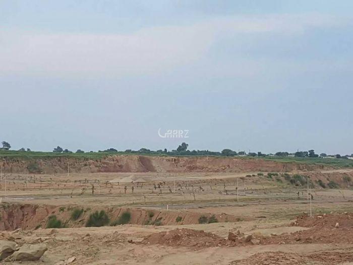 5 Marla Residential Land for Sale in Rawalpindi Caltex Road