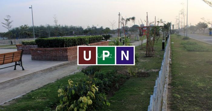 5 Marla Residential Land for Sale in Lahore Grand Avenues Housing Scheme