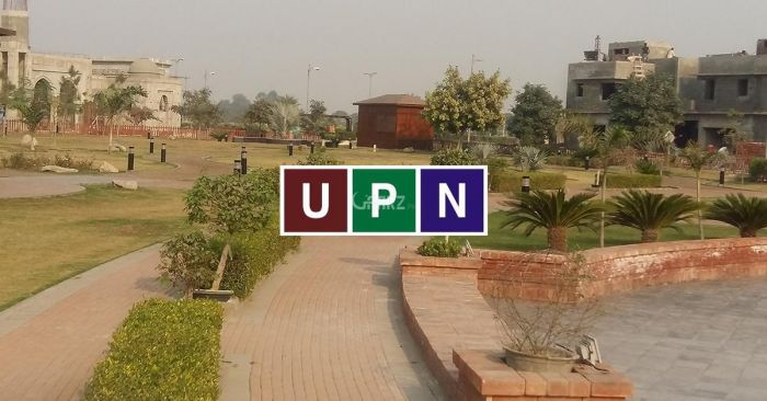 8 Marla Plot File for Sale in Lahore Main Canal Road Zaitoon New Lahore City