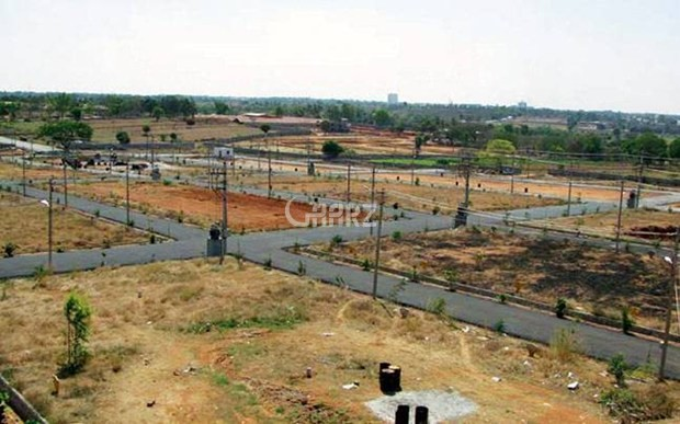 1 Kanal Plot for Sale in Islamabad Top City Block A