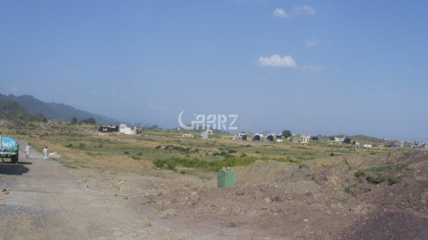 1 Marla Plot for Sale in Islamabad Top City Block C