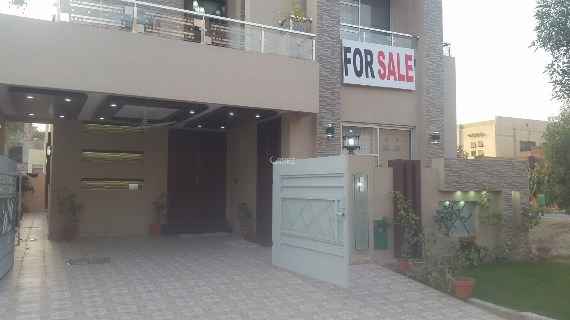 10 Marla House for Sale in Lahore Overseas B