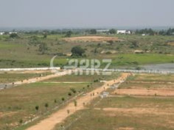 10 Marla Plot for Sale in Rawalpindi Rail View Housing Society