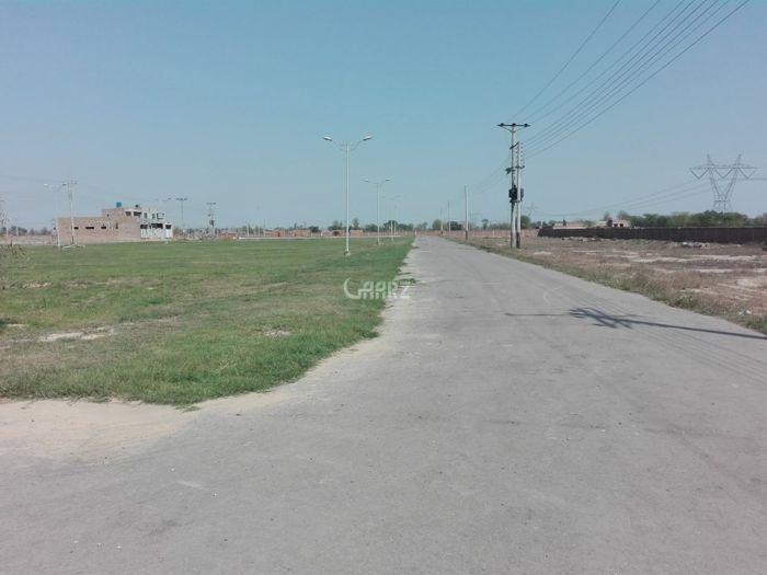 10 Marla Plot for Sale in Lahore Sector F, Ghazi Block