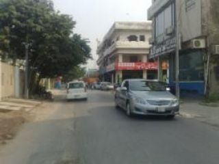 12 Marla Commercial Building for Sale in Lahore Bor Board Of Revenue Housing Society