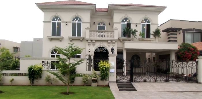 1.6 Kanal House for Sale in Lahore Block C Eme Society