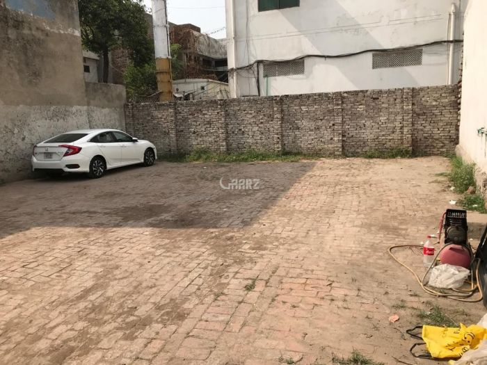 16 Marla Commercial Plot for Sale in Lahore گیٹ دربارحضرت میاں میر