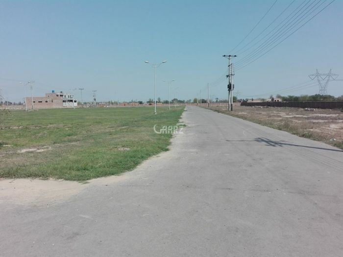 1.8 Kanal Commercial Land for Sale in Karak Small Industrial State
