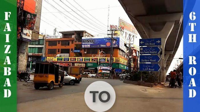 180 Square Feet ROOM for Sale in Rawalpindi 6-th Road Chowk, Main Murree Road Rawalpindi