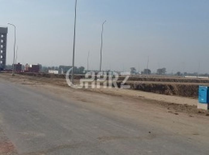 21 Marla Residential Land for Sale in Lahore DHA Phase-6 Block J