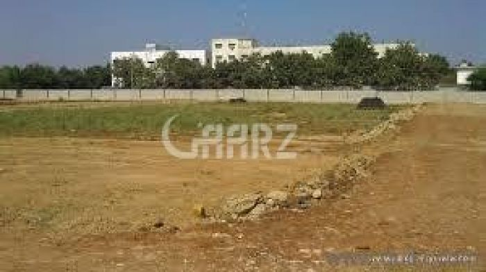 2.6 Kanal Plot for Sale in Karachi DHA Phase-5