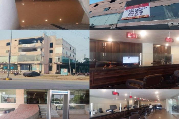 29000 Square Feet Commercial Building for Sale in Sargodha Paf Road