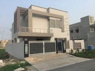 4 Marla Commercial Office for Sale in Karachi DHA Phase-5