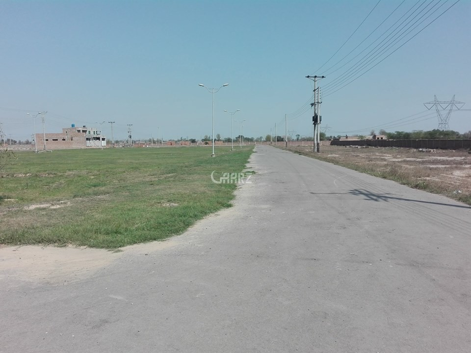5 Marla Commercial Land for Sale in Lahore DHA Phase-9, Block-10 Cca-3