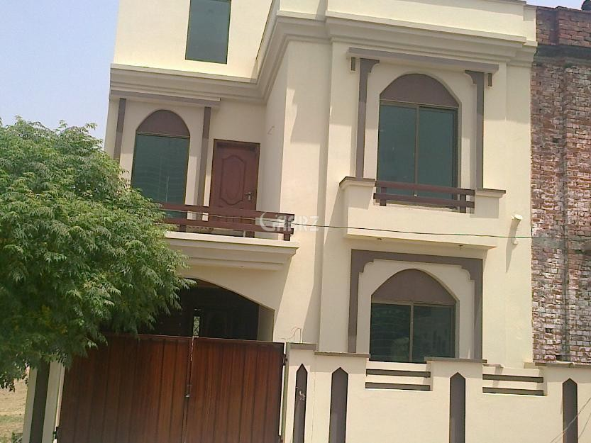 5 Marla House for Rent in Islamabad Ghauritown Phase-4