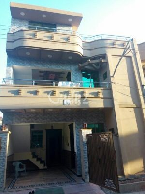 5 Marla House for Sale in Lahore Eden Boulevard