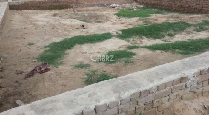 5 Marla Plot for Sale in Sialkot Near Almas Marriage Hall Back Side