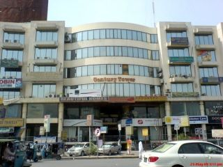 6 Marla Commercial Office for Rent in Karachi DHA Phase-6