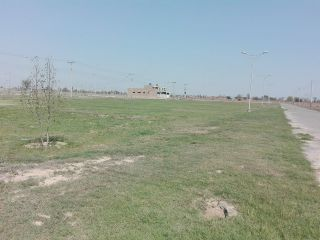 66 Marla Commercial Plot for Sale in Multan City Housing Society