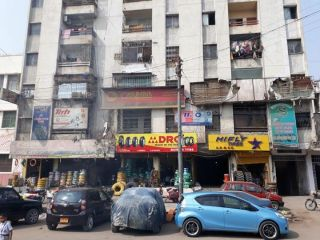 8 Marla Commercial Building for Sale in Karachi DHA Phase-4